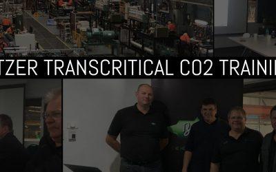 Bitzer Transcritical CO2 Training