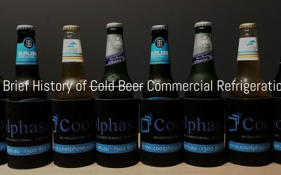 A Brief History of Cold Beer (Commercial Refrigeration)