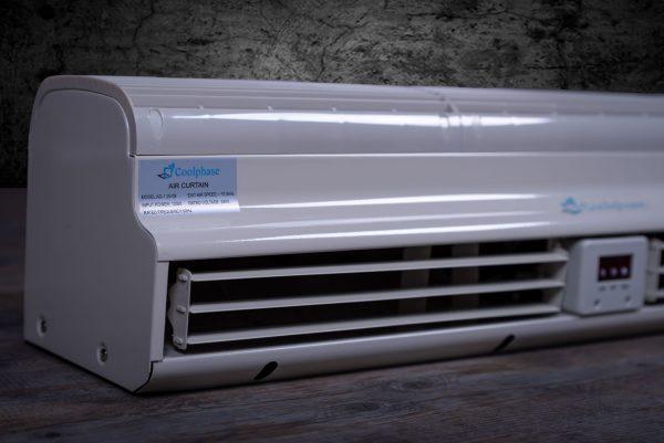 Air Curtain Energy Saving Air Screen Australia Queensland 2
