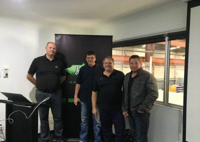 Bitzer Australia Transcritical CO2 Refrigerant Training 6
