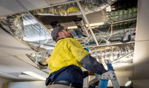 Commercial airconditioning maintenance 2