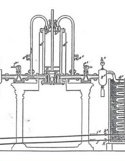 Harrisons Australian Patent NSW No 36 of 1860