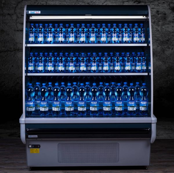 Tropicalised Commercial Drinks Fridge