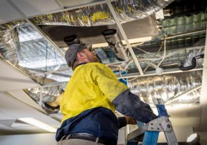 commercial air conditioning installation service 3