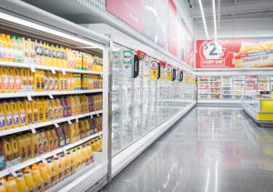 commercial fridge and freezers