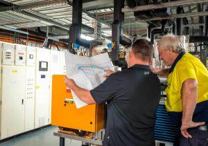 commercial refrigeration system design