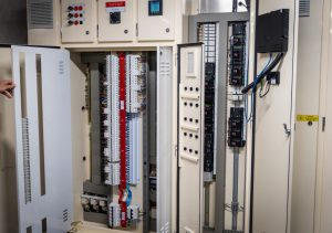 electrical switchboard plant 1